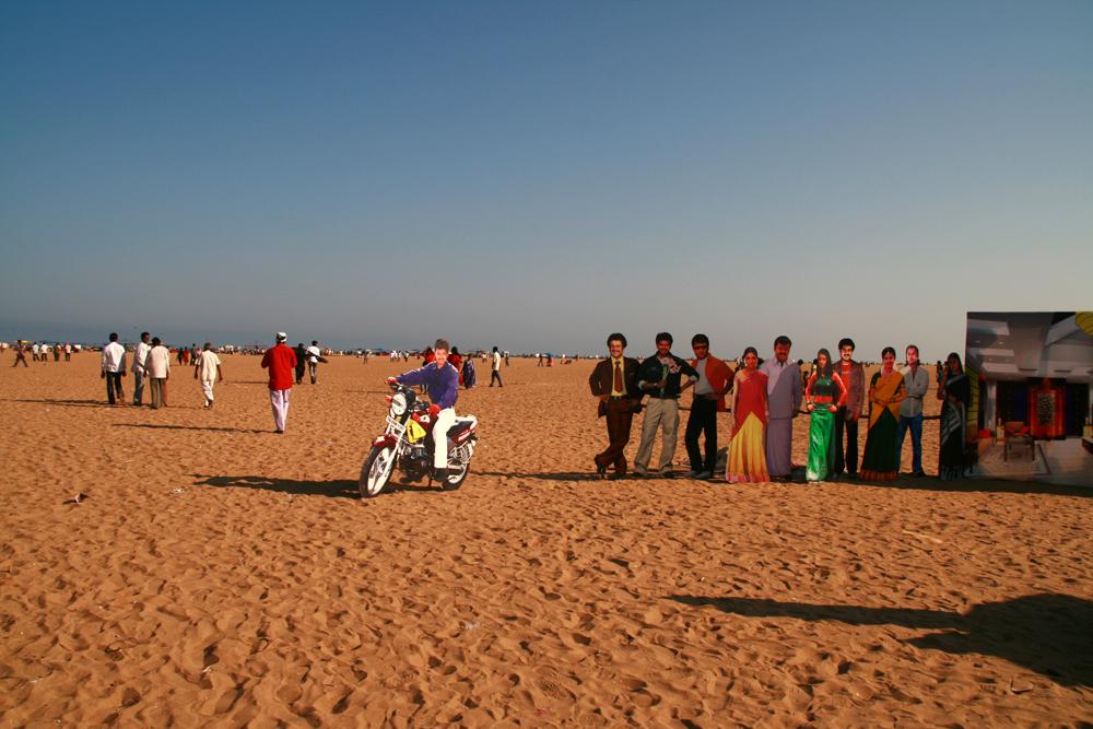Playa-de-Chennai