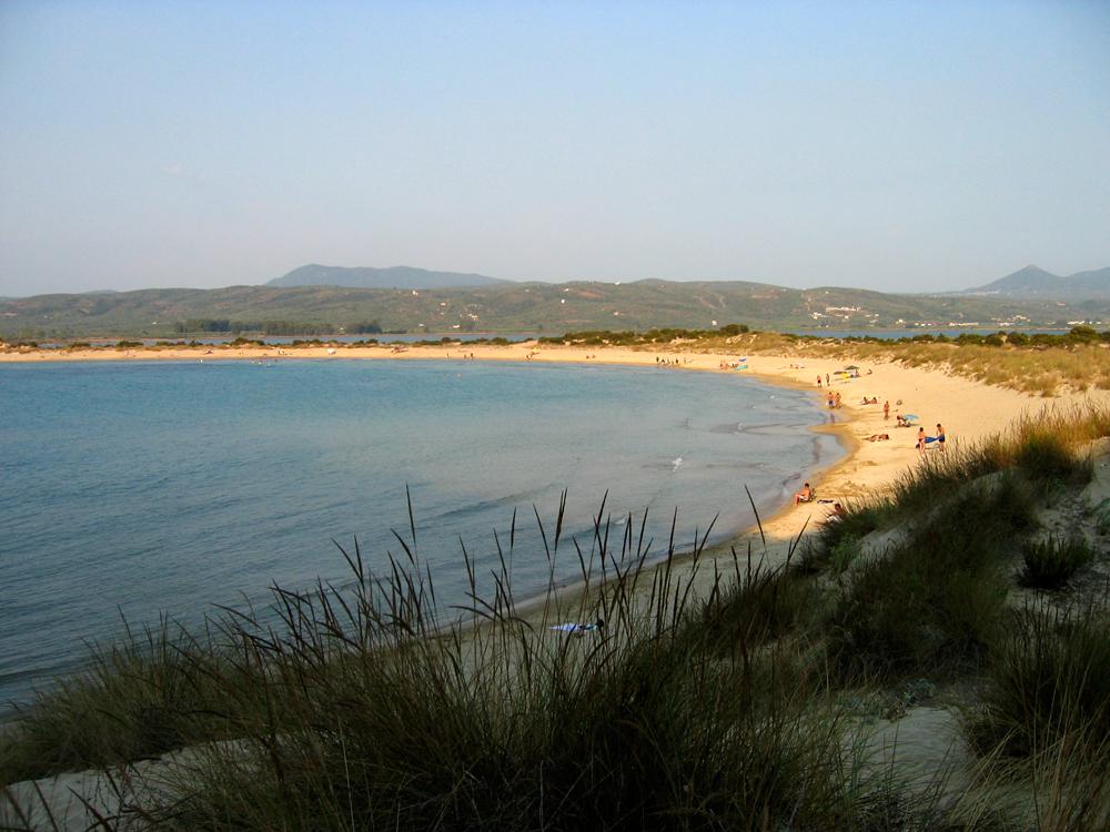 Playa-de-Voidokilia