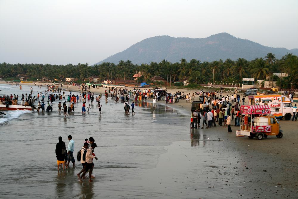 Playa-en-Murdeshwar