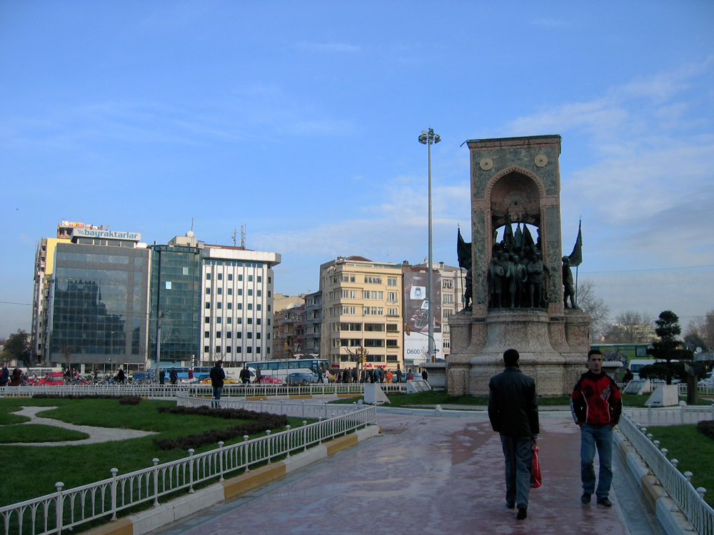 Plaza-de-Taksim