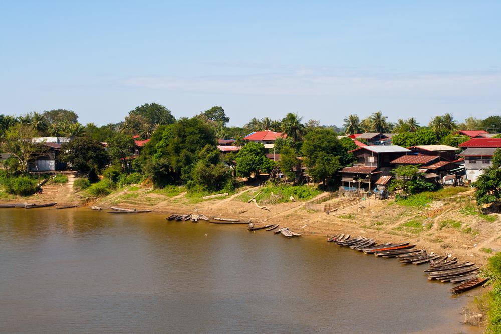 Nos despedimos del Mekong