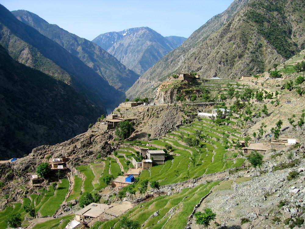 Pueblo-en-Kohistan