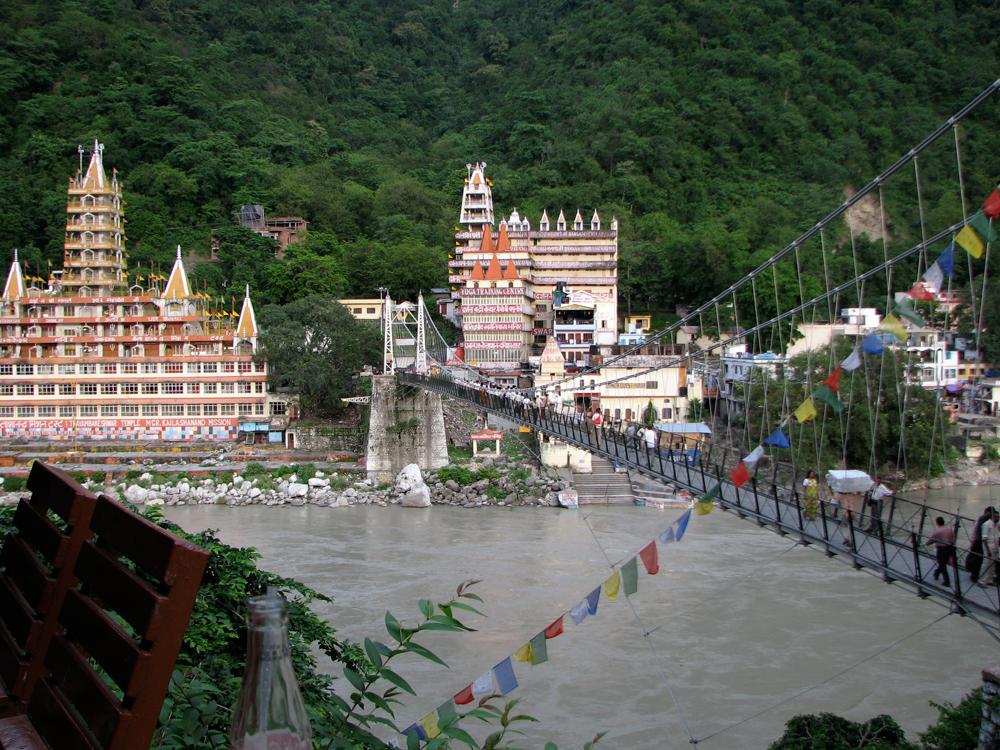 Puente-Laxman-Jhula-Rishikesh