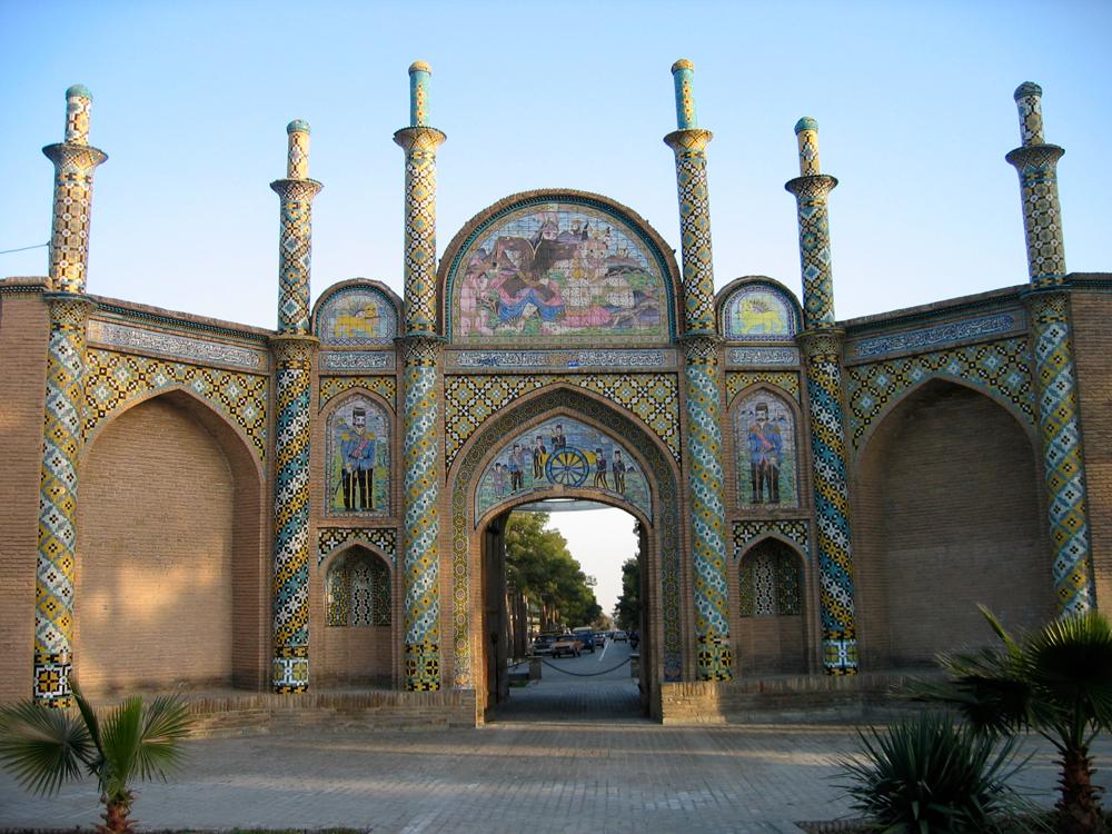 Puerta-Arg-e-Semnan