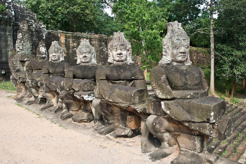 Puerta-Sur-de-Angkor-Thom