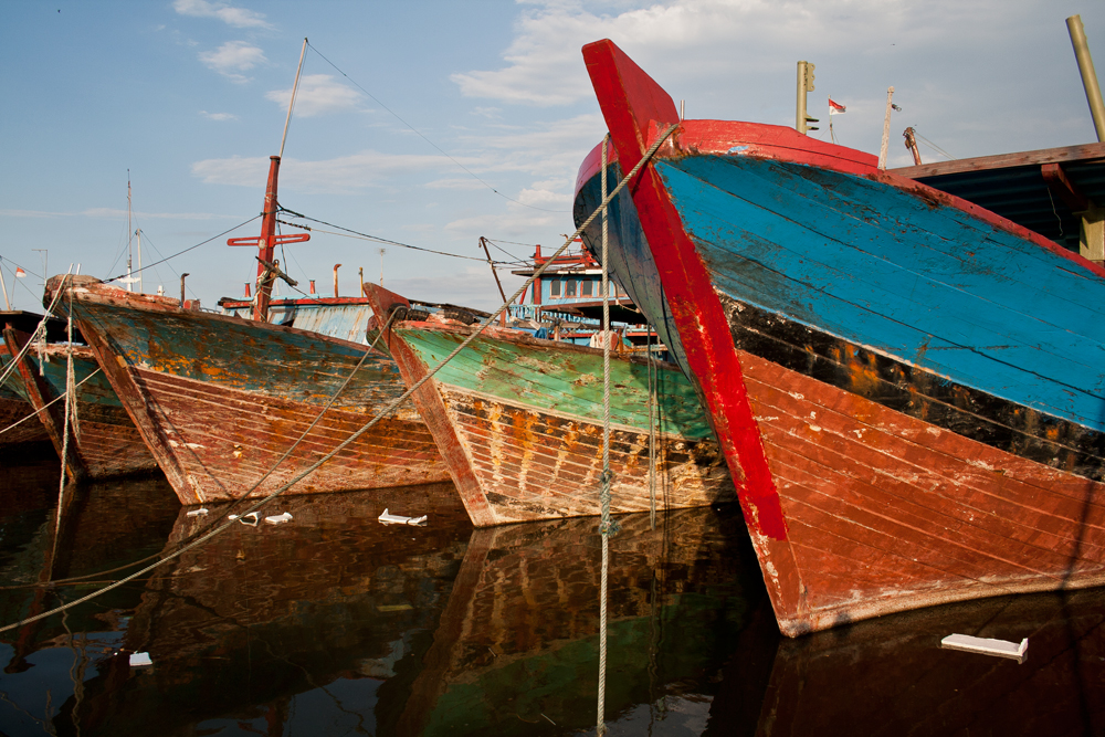 Perdidos en Dieng Plateau y Cirebon
