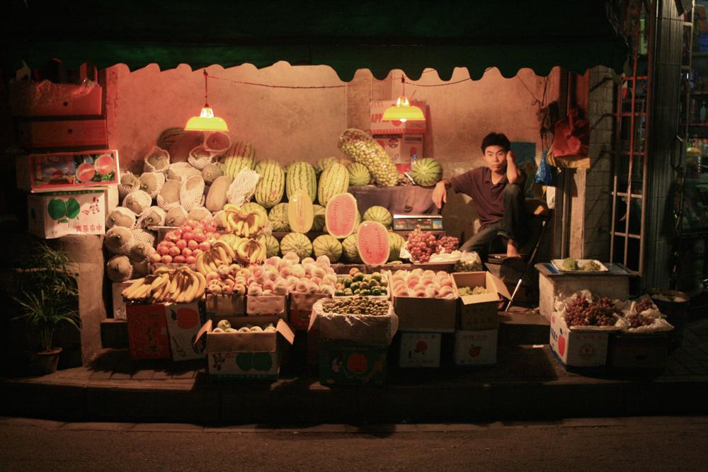 Puesto-de-frutas