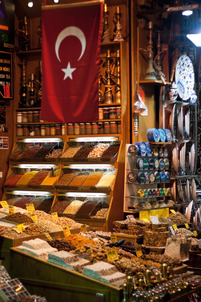 Puesto-en-el-bazar-egipcio-(de-las-especias)