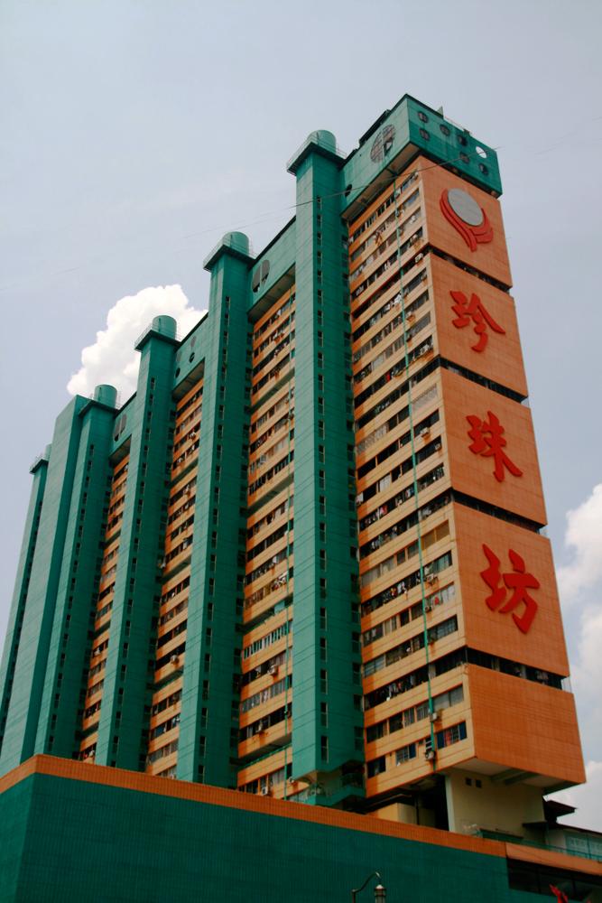 Rascacielos-de-Chinatown