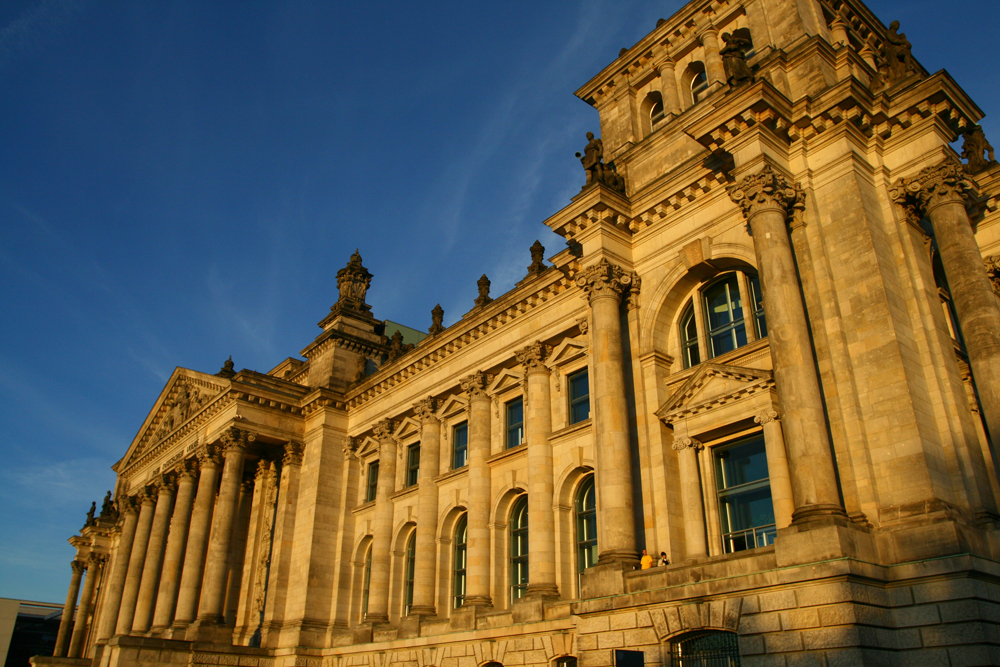 Reichstag-(Cancillería)