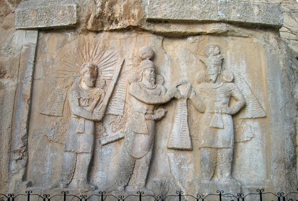 Kermanshah y la familia Kurda