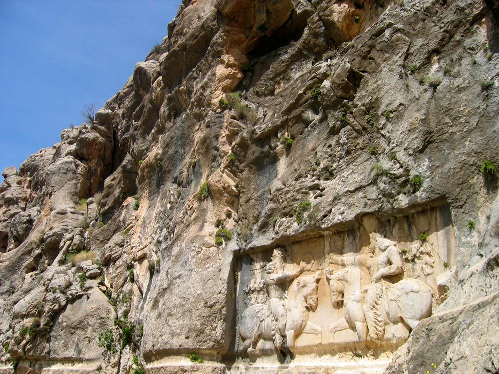 Relieves-Sasánidas-rn-Bishapur