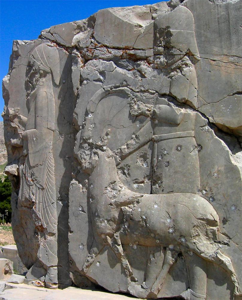 Relieves-en-Persepolis