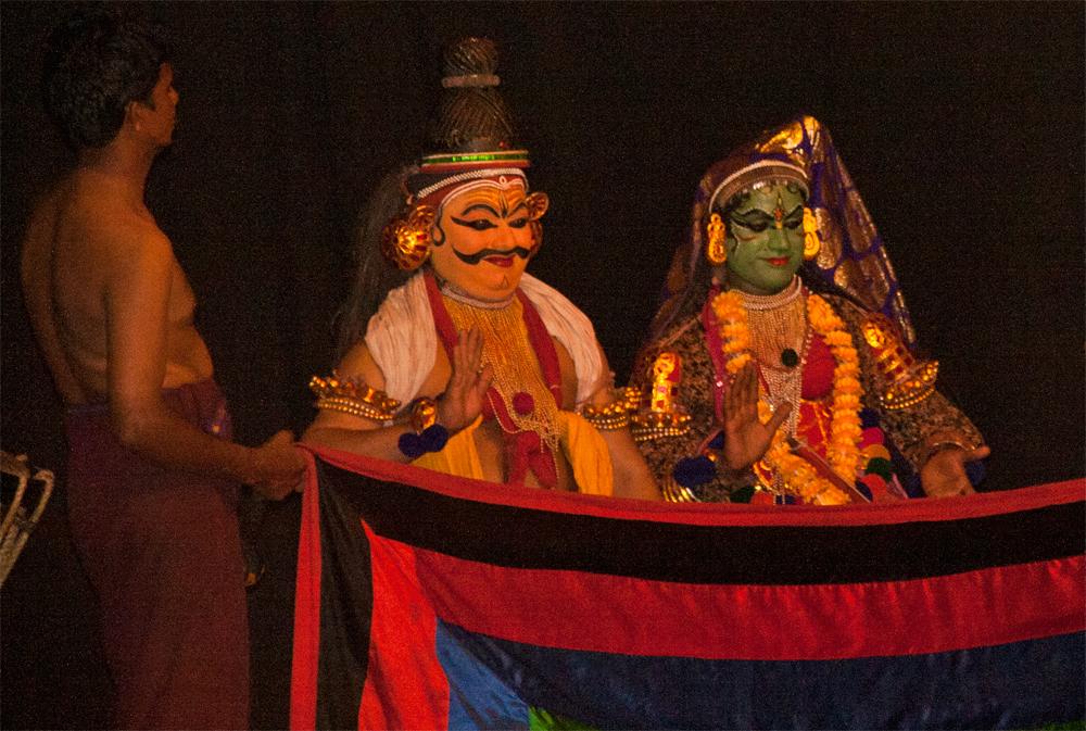 Representación-del-Kathakhali-II