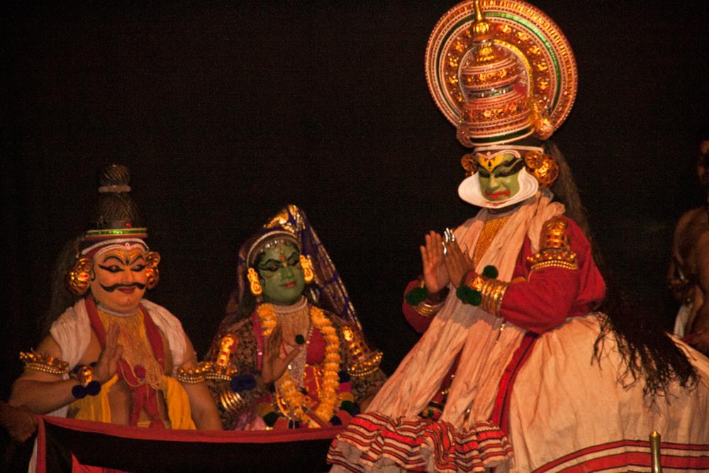 Representación-del-Kathakhali-III