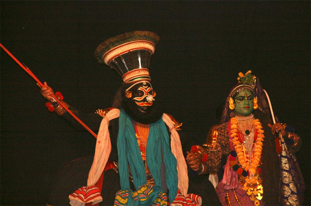 Representación-del-Kathakhali-IV