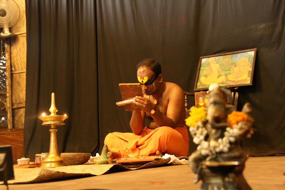Representación-del-Kathakhali-V