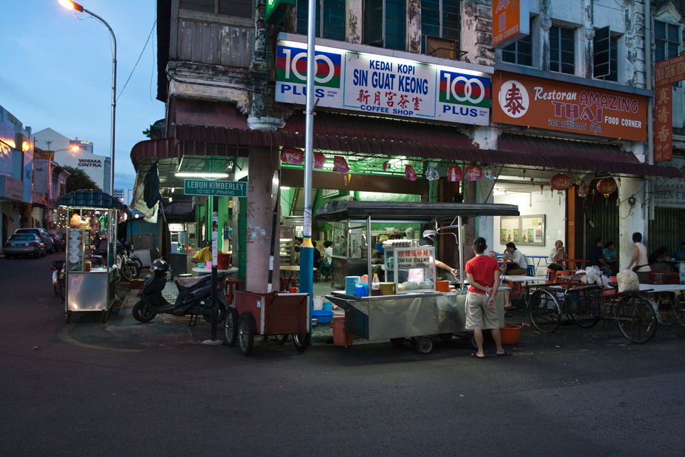 Restaurante-callejero