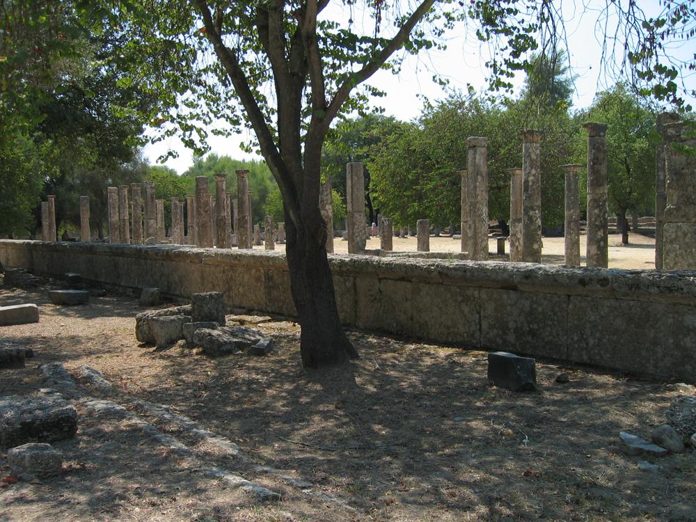 Restos-arqueológicos-de-Olimpia-II