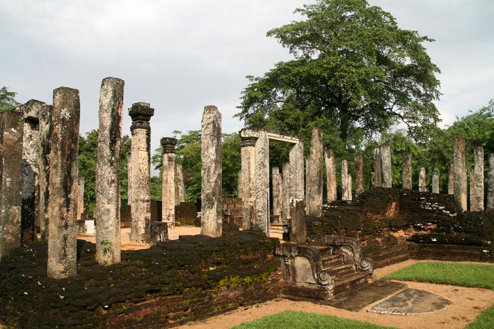 Restos-arqueológicos-de-Polonnaruwa