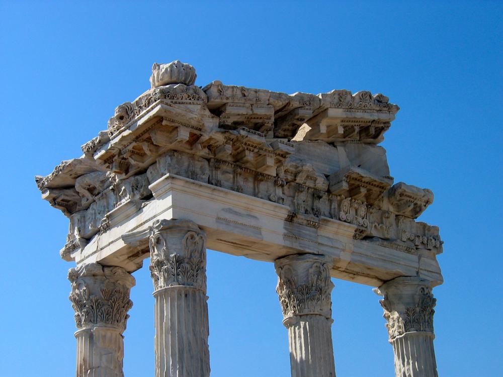 Restos-del-templo-de-Trajano-II