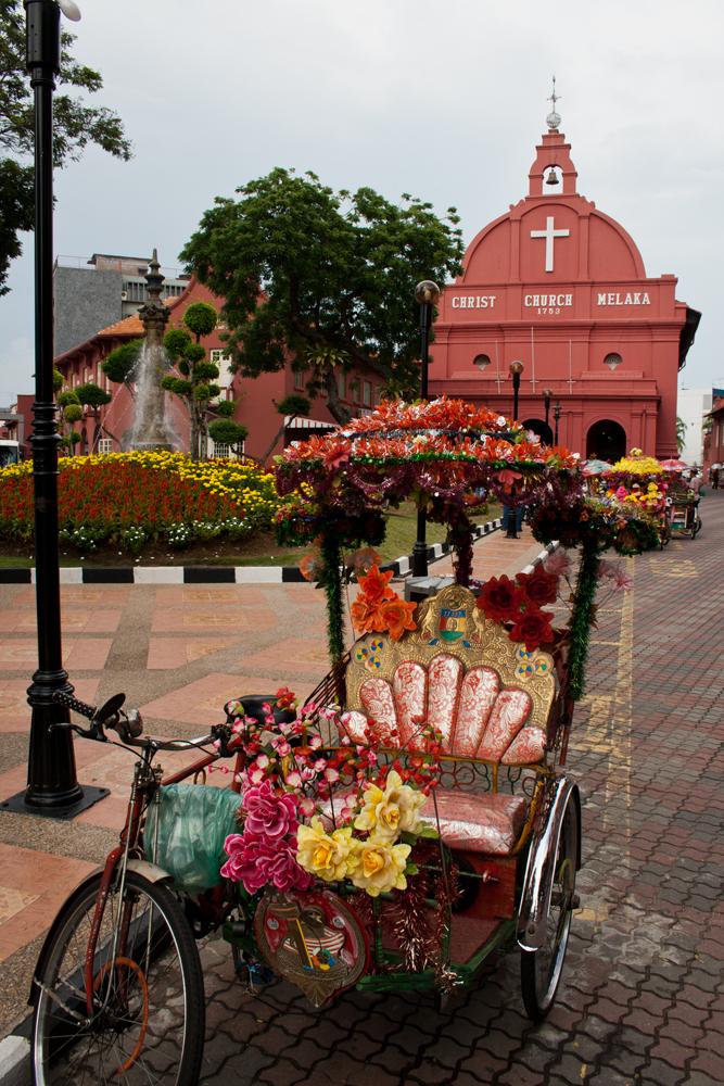 Rickshaw-turístico