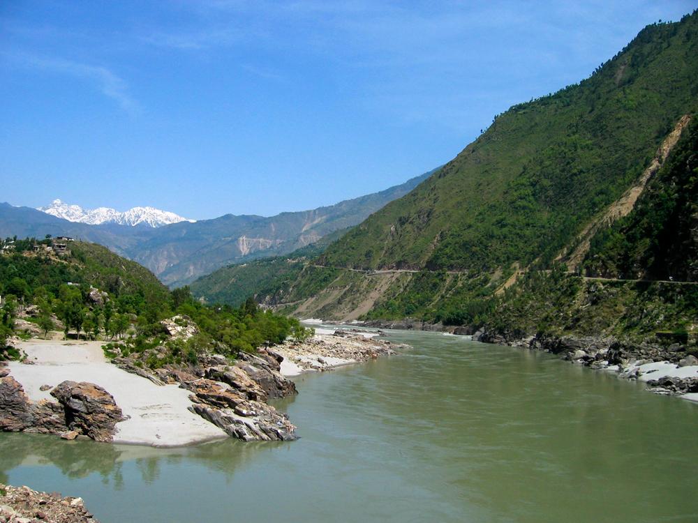 Rio-Indo desde la KKH