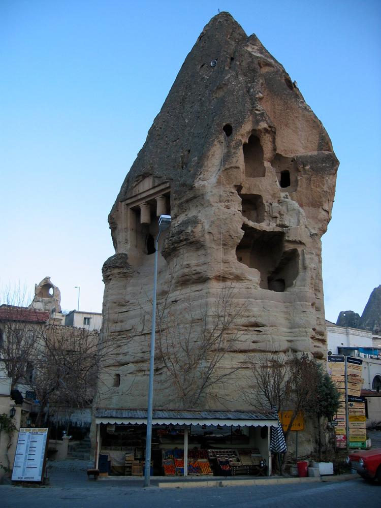 Roma Kalesi en Göreme