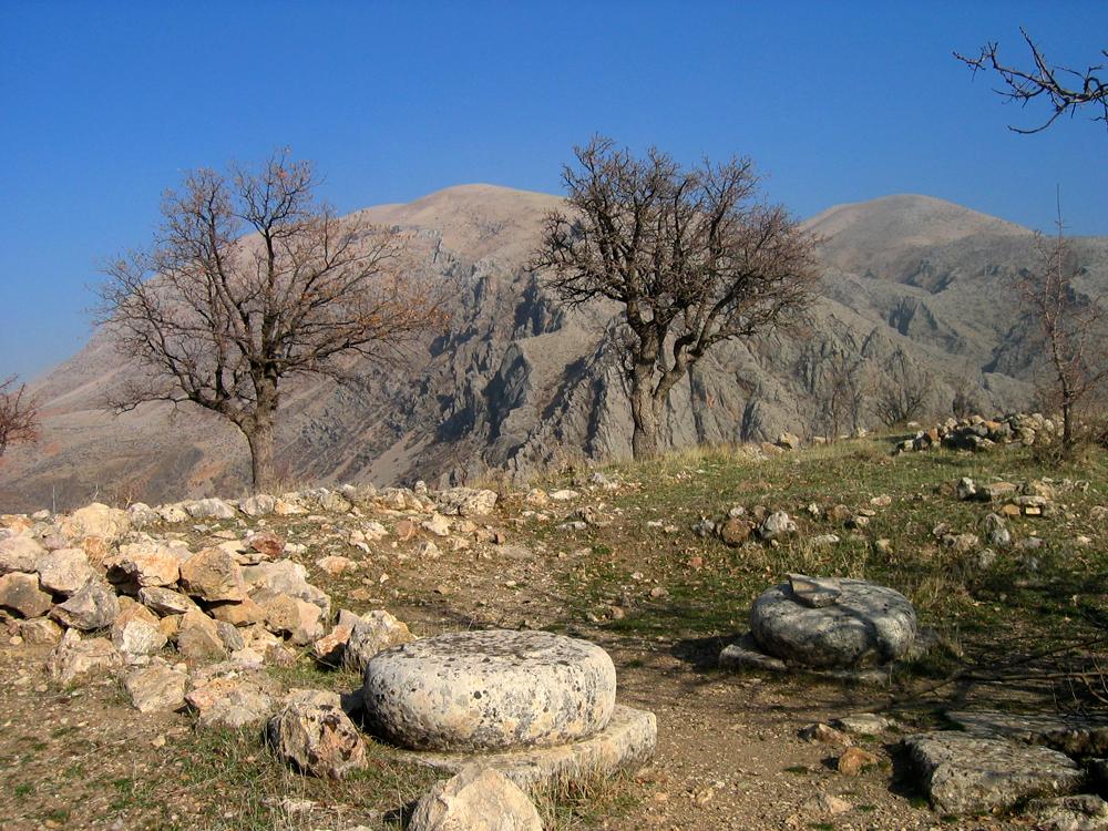 Ruinas-de-Arsameia