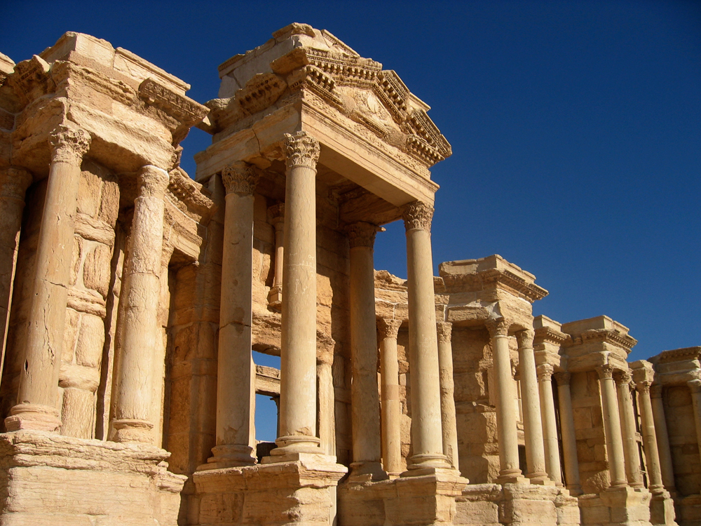 Ruinas-de-Palmira-II
