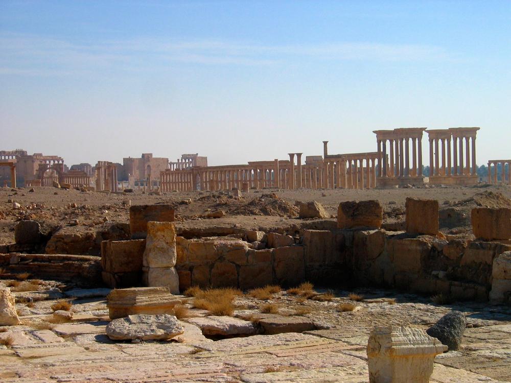 Ruinas-de-Palmira-III