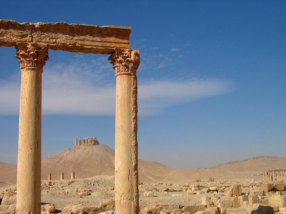 Ruinas-de-Palmira-V