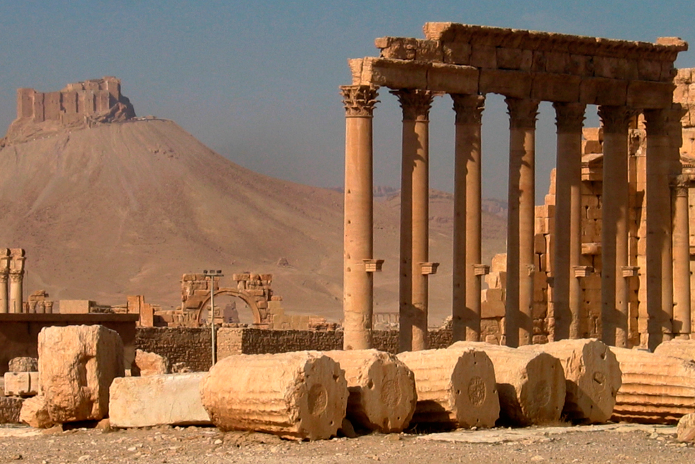 Palmira, la reina del desierto