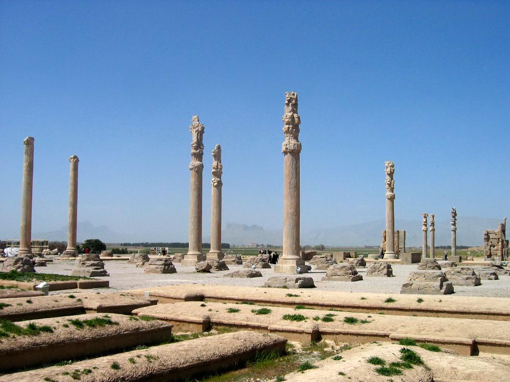 Ruinas-de-Persepolis-II