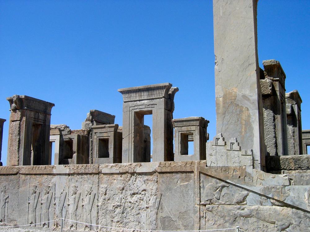 Ruinas-de-Persepolis