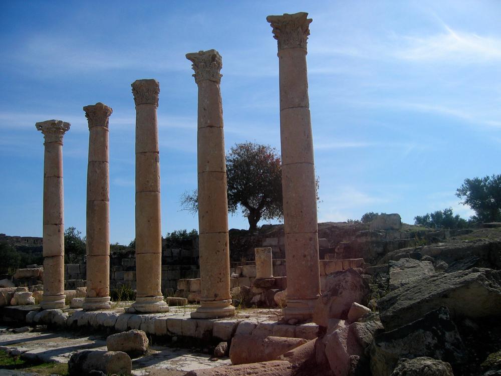 Ruinas-de-Umm-Qays-II