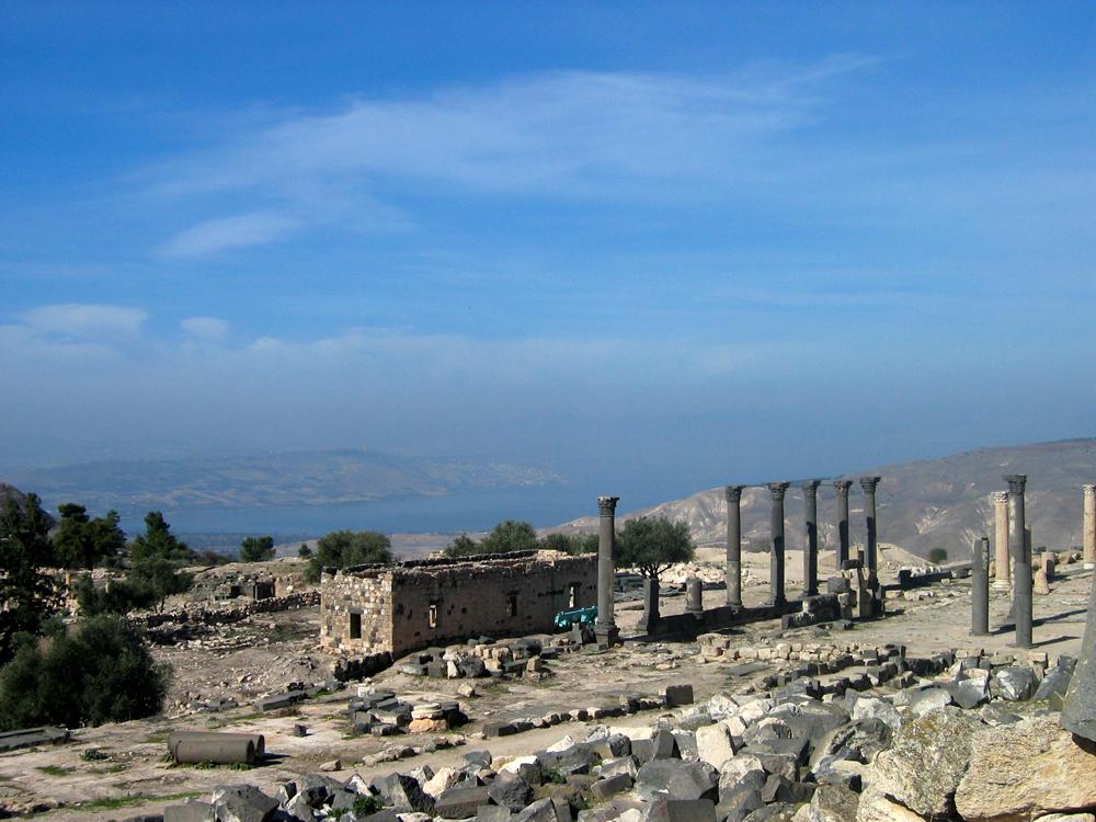 Ruinas-de-Umm-Qays-III