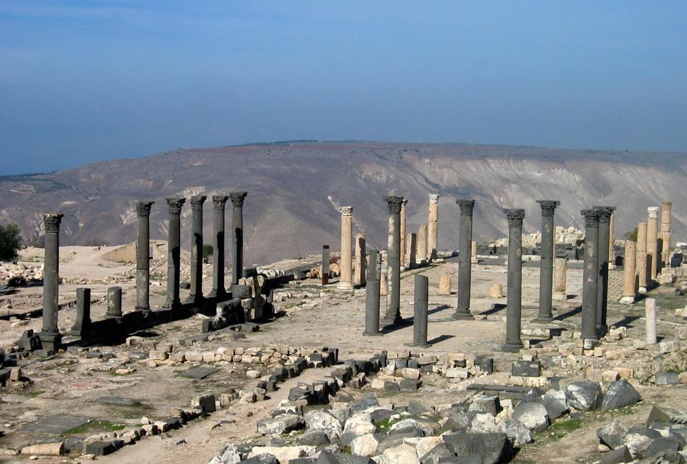 Amman y Umm Qays