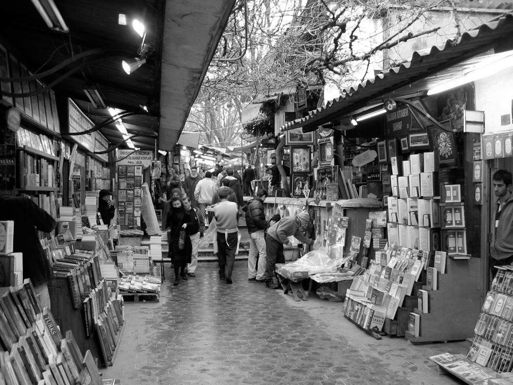 Sahaflar-o-bazar-de-los-libros