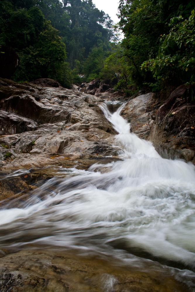 Sekayu-Falls