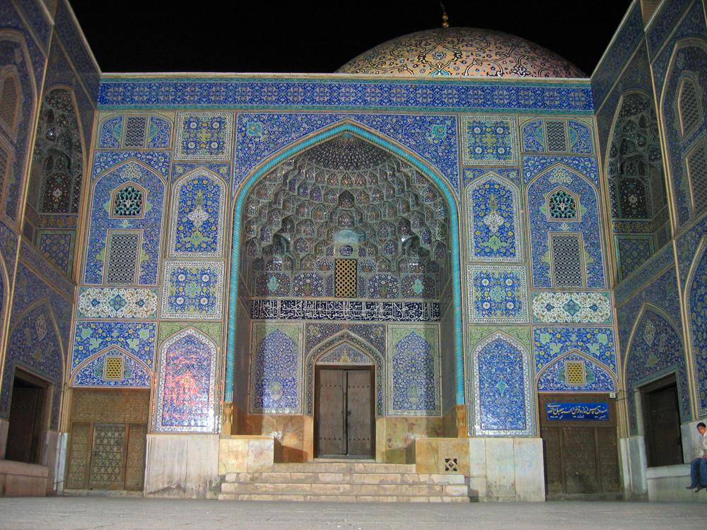 Sheikh-Lotfollah-iluminada