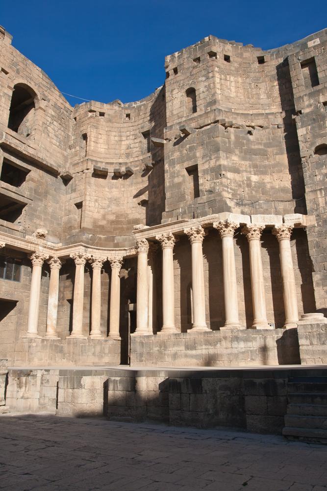 Teatro-romano-de-Bosra-II