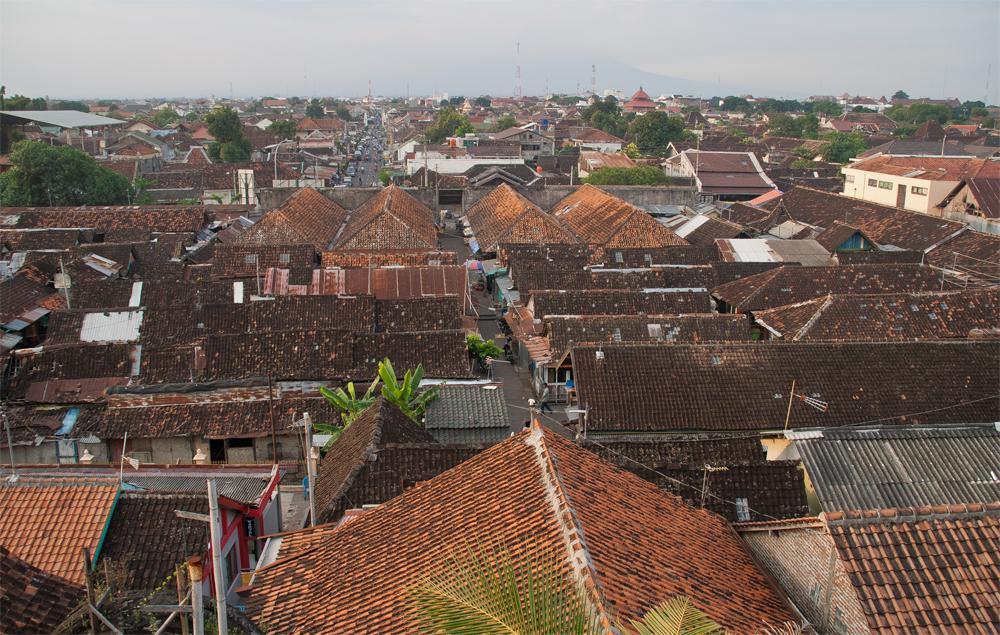 Tejados-de-Yogjakarta