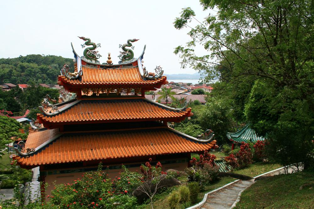 Templo-Foo-Lin-Kong-II