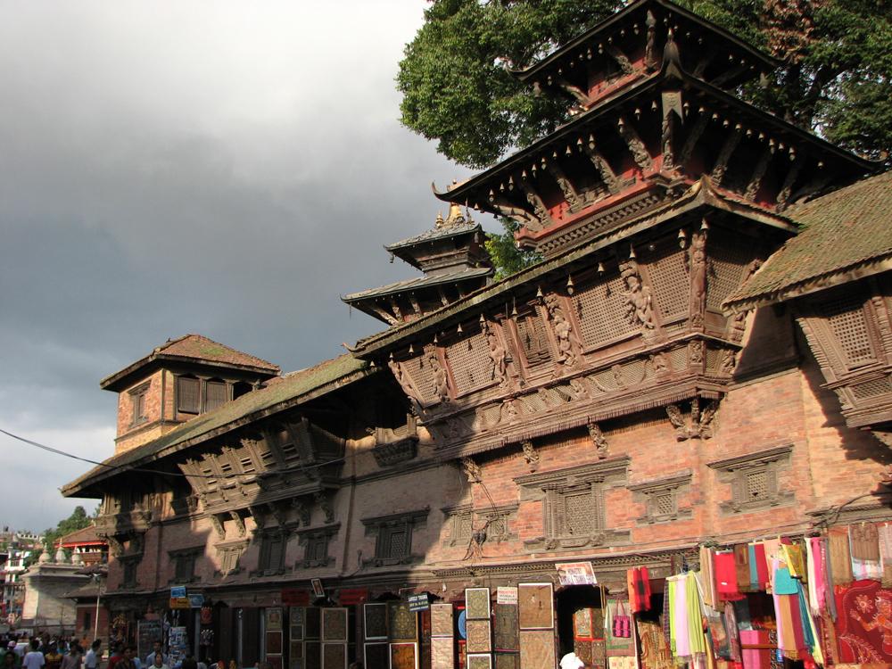 Templo-Kumari