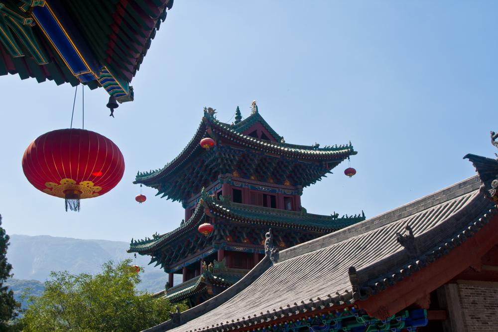 Templo-Shaolin