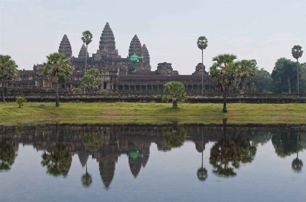 Templo-de-Angkor