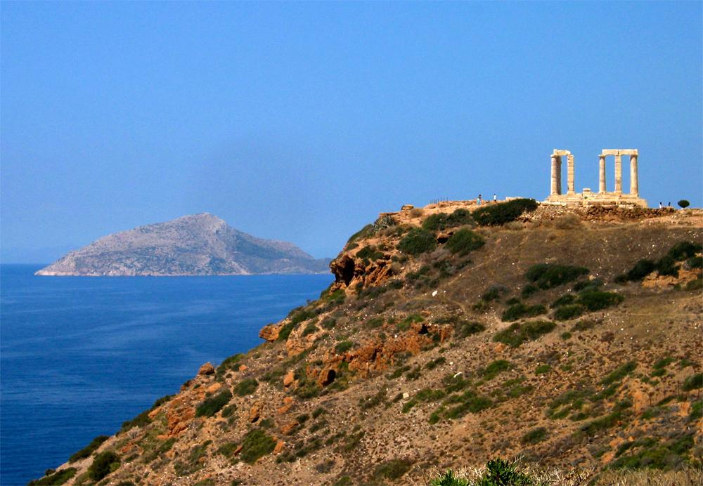 Templo-de-Poseidón
