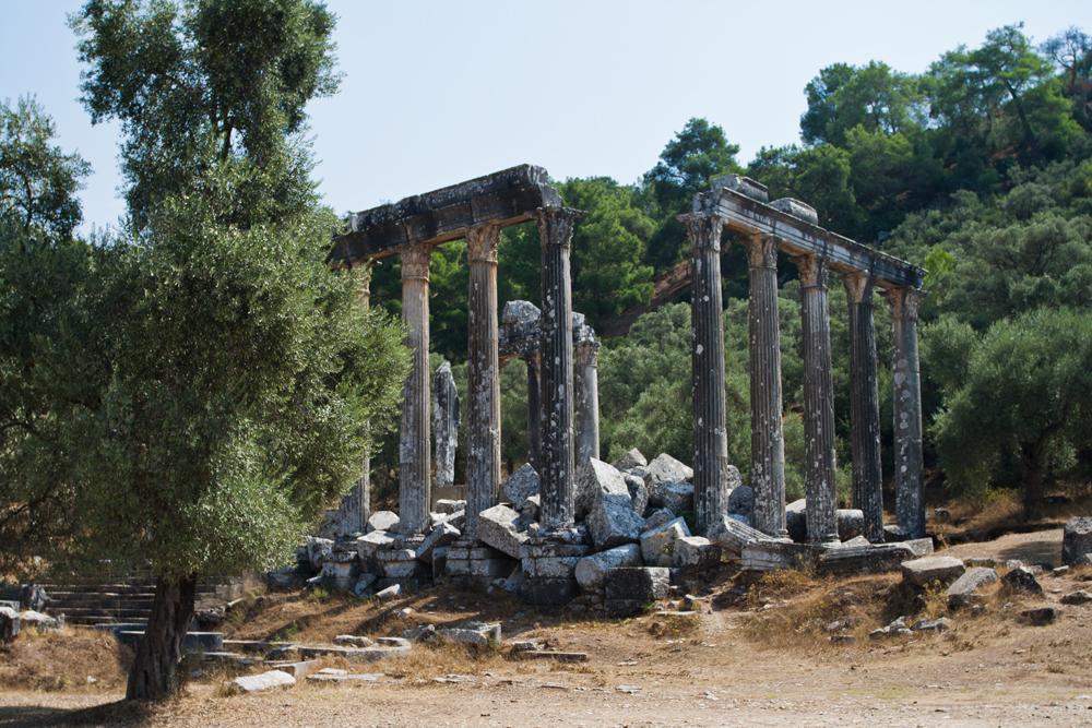 Templo-de-Zeus-en-Euromos