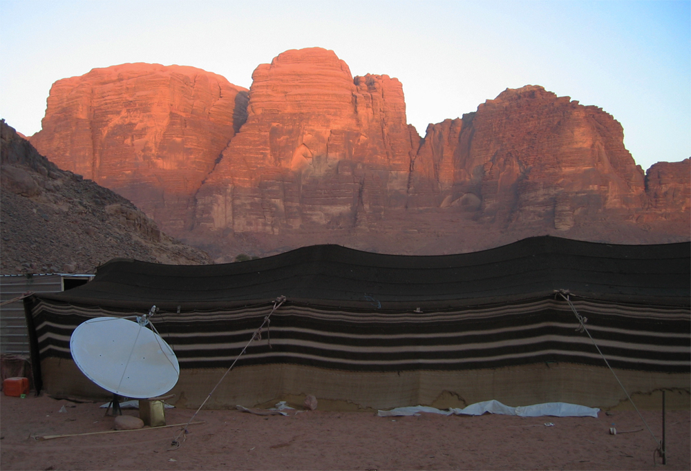 Tienda-Beduina